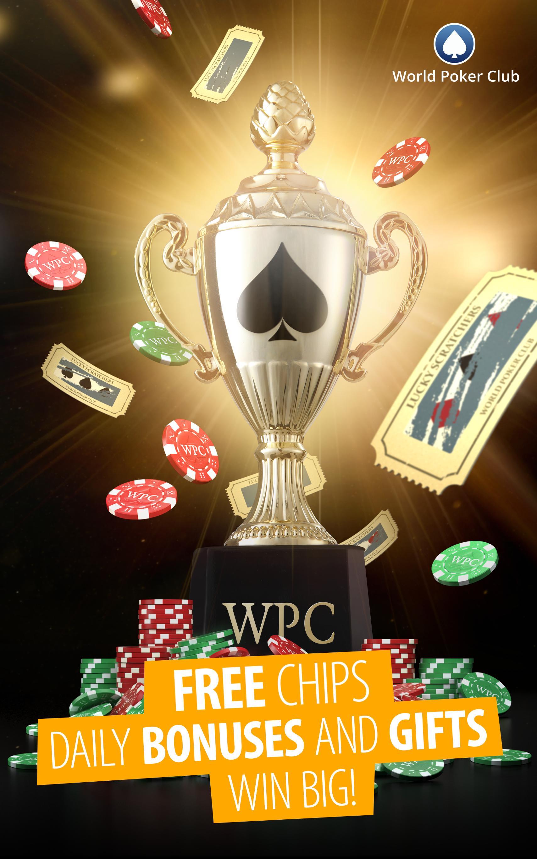 Poker Games: World Poker Club 1.145 Screenshot 10