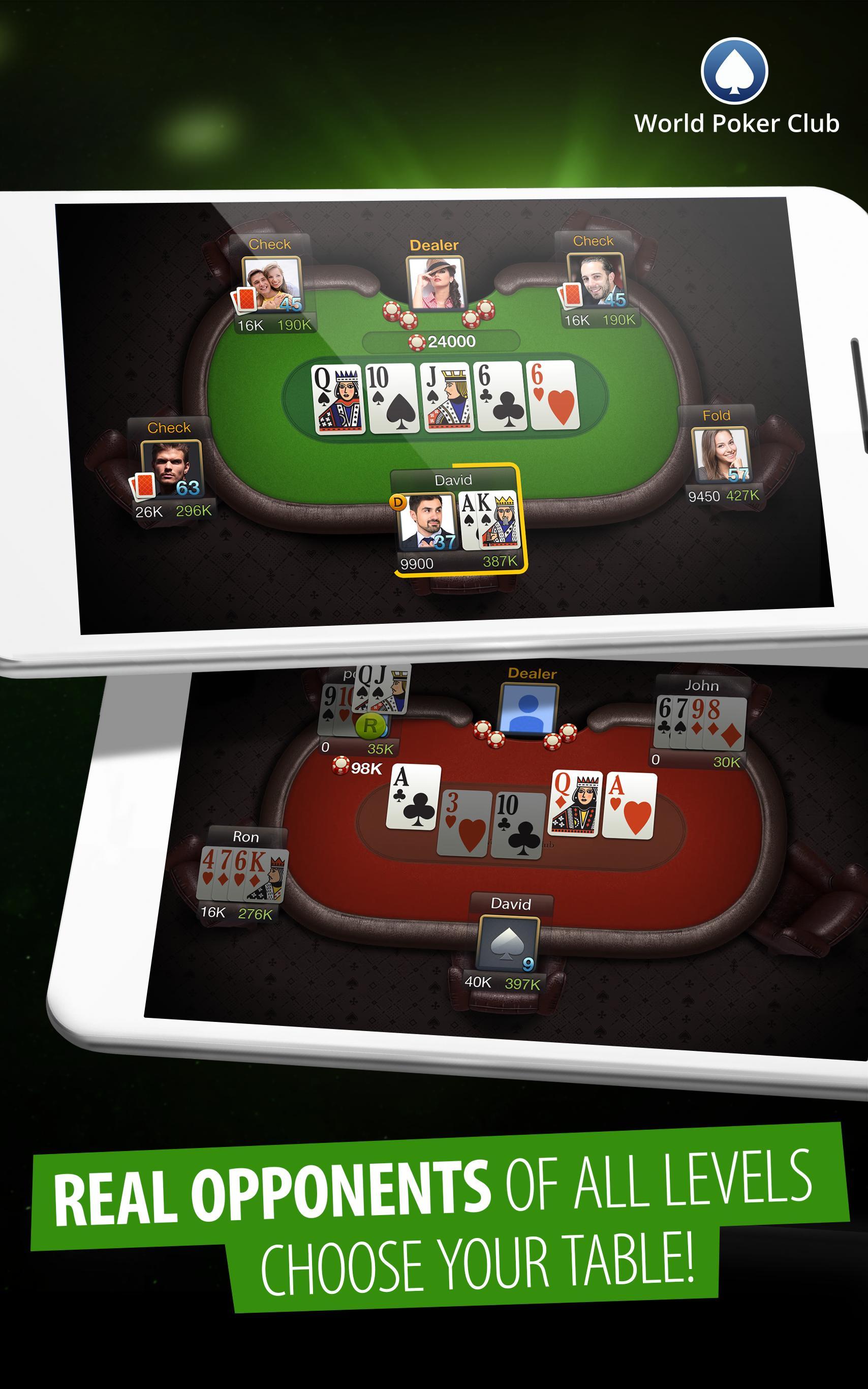 Poker Games: World Poker Club 1.145 Screenshot 11