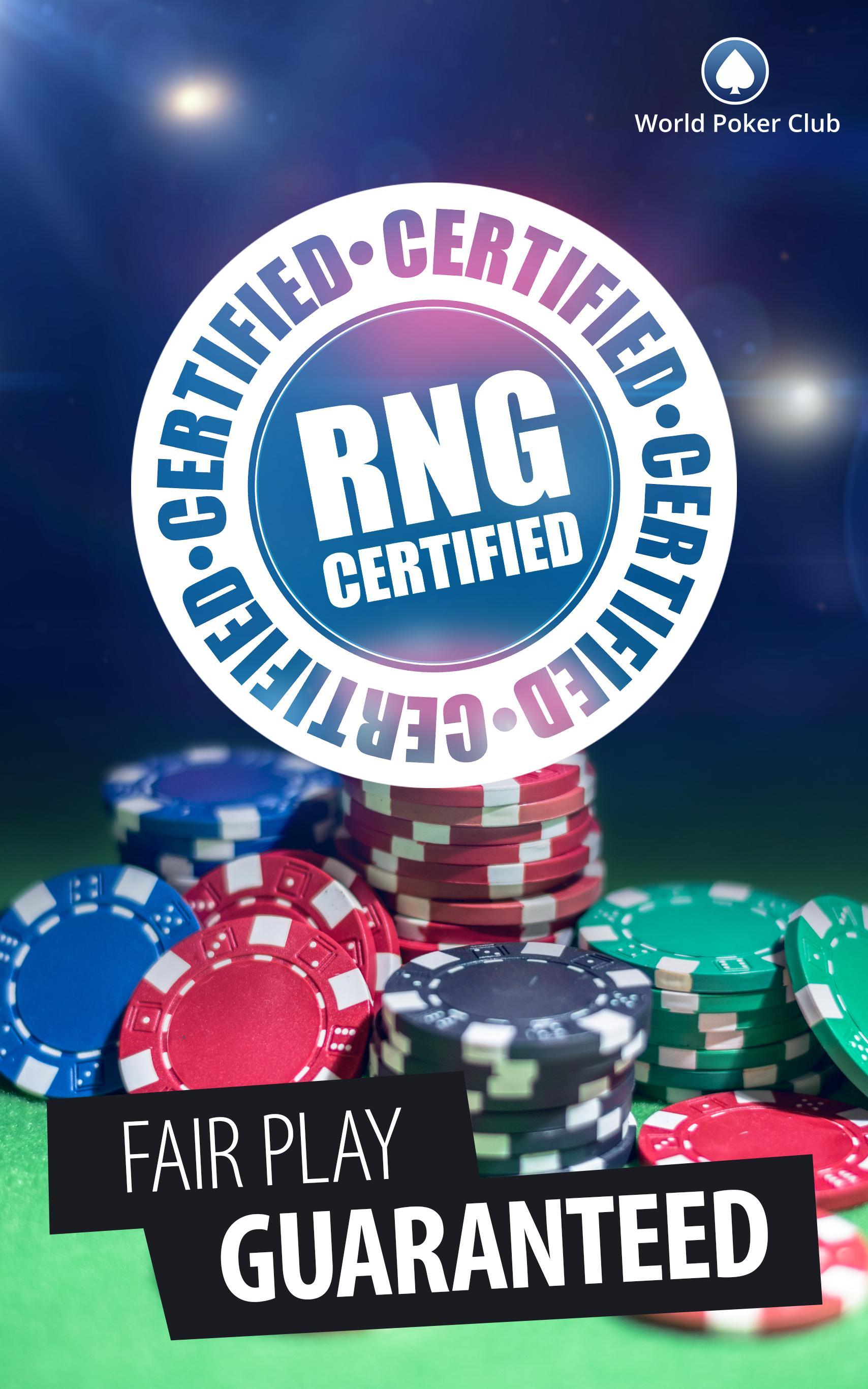 Poker Games: World Poker Club 1.145 Screenshot 13