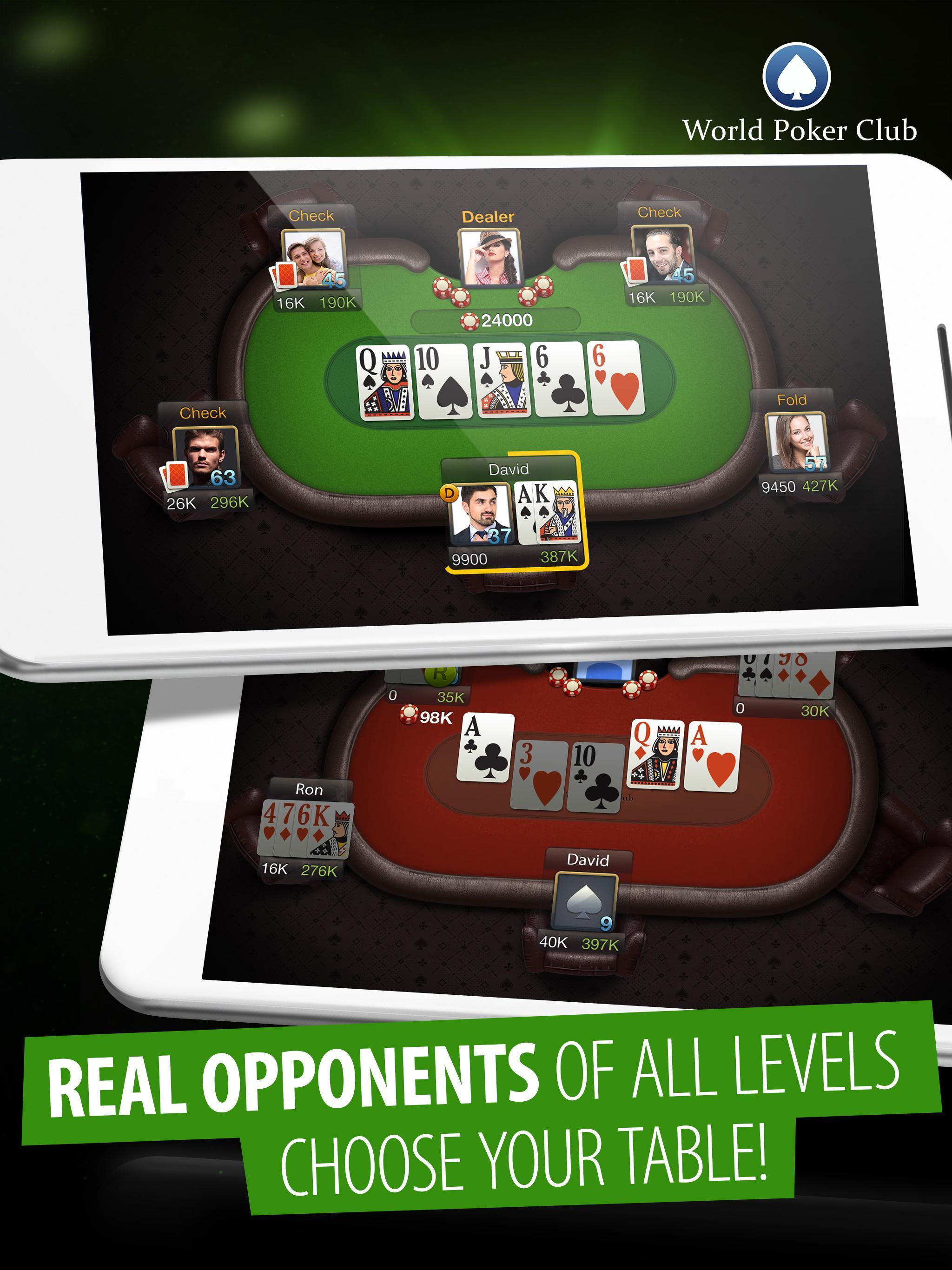 Poker Games: World Poker Club 1.145 Screenshot 5