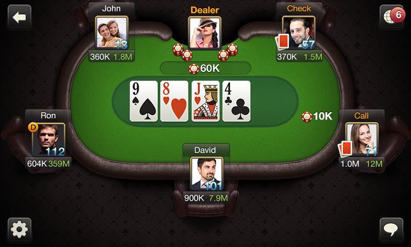 Poker Games: World Poker Club 1.145 Screenshot 6