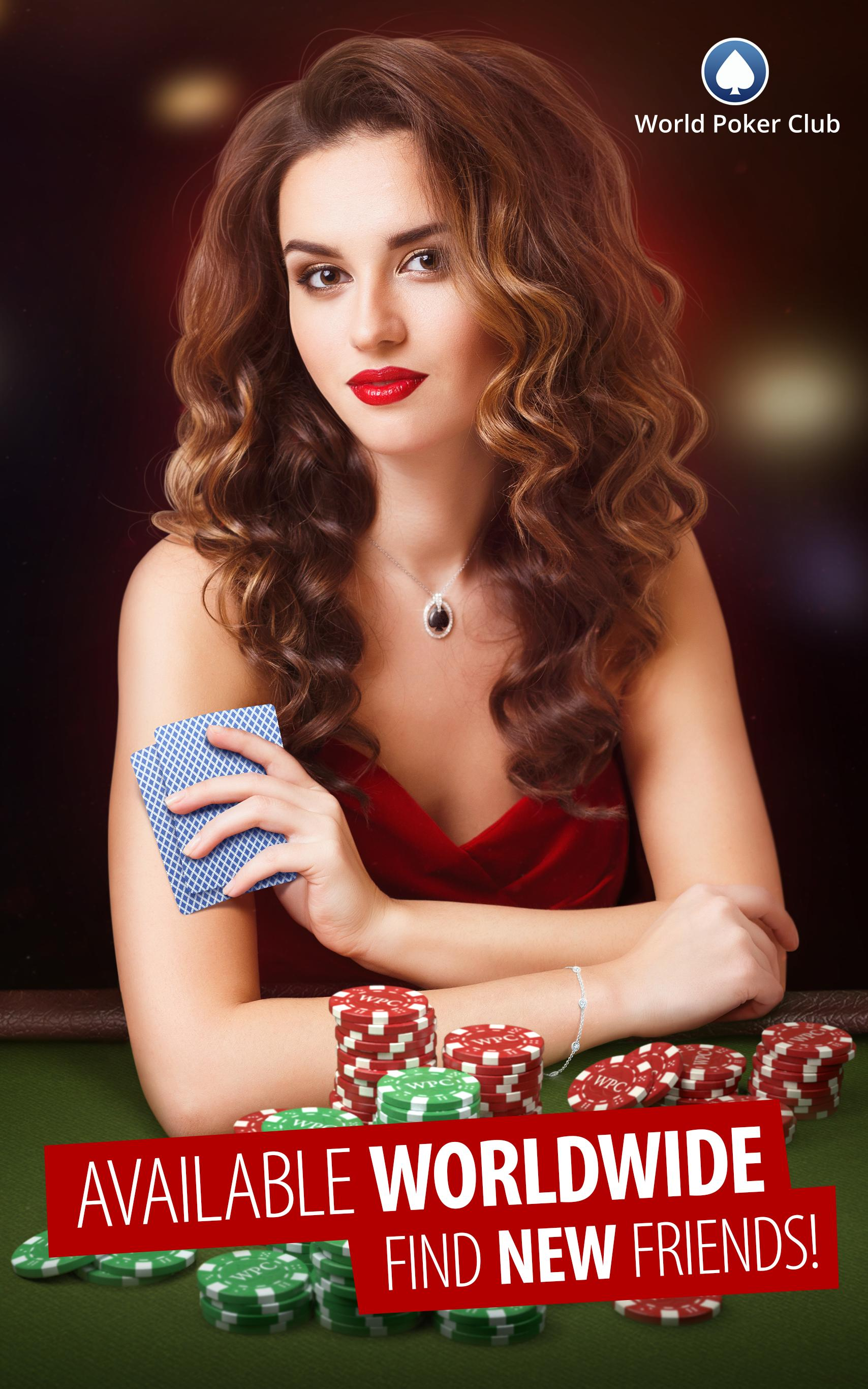 Poker Games: World Poker Club 1.145 Screenshot 7