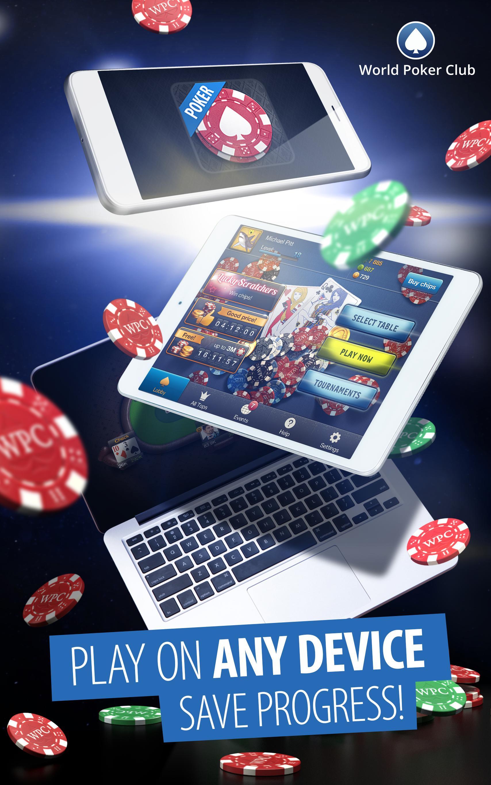 Poker Games: World Poker Club 1.145 Screenshot 9