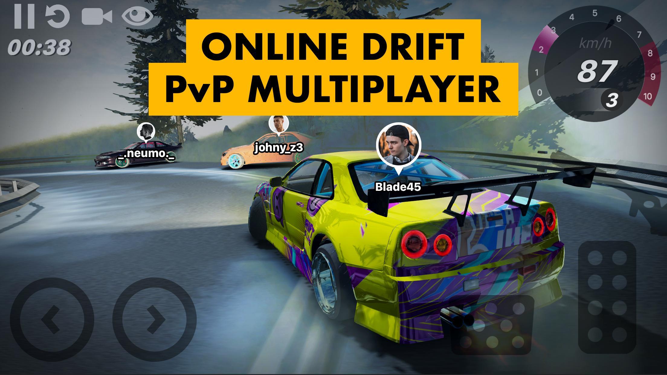 Hashiriya Drifter #1 Racing 1.4.5 Screenshot 1