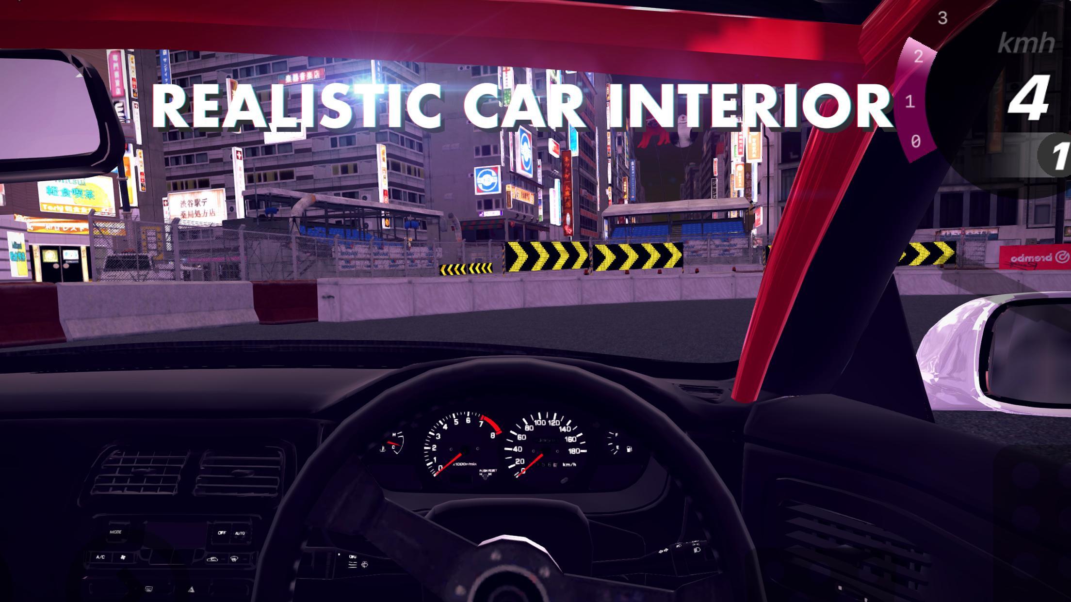 Hashiriya Drifter #1 Racing 1.4.5 Screenshot 6