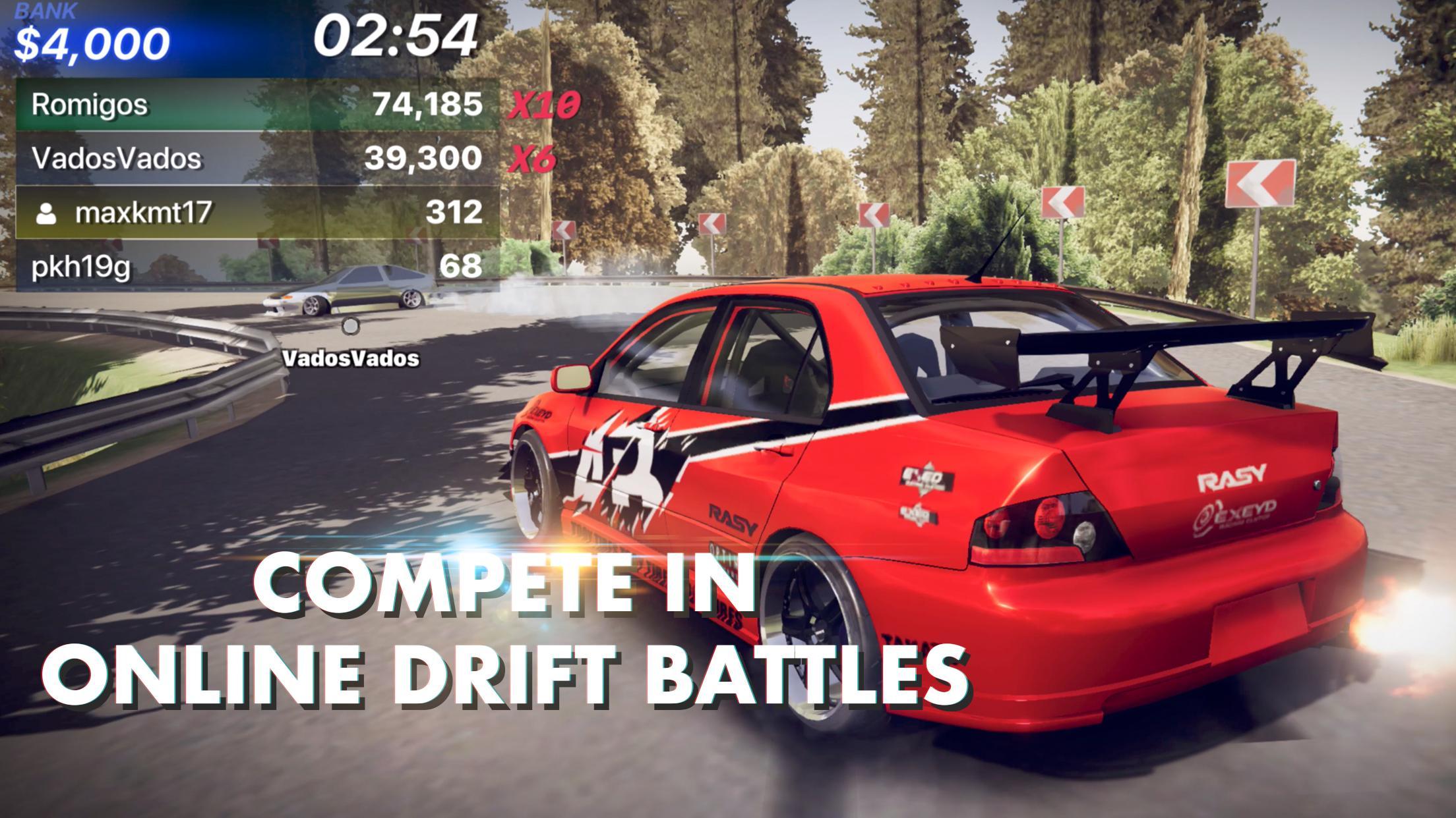 Hashiriya Drifter #1 Racing 1.4.5 Screenshot 7