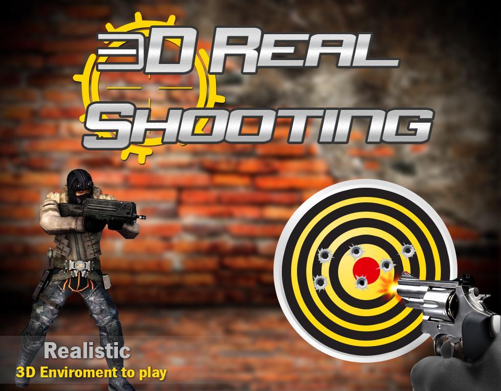 Real Gun Shooting Practice Shooting Range 1.0 Screenshot 3