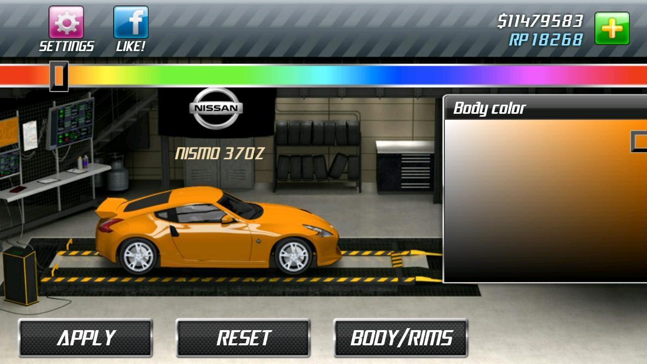 Drag Racing 1.8.2 Screenshot 13