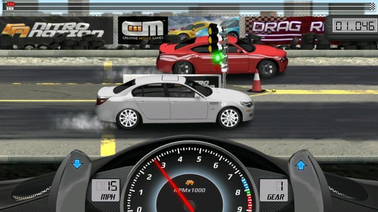 Drag Racing 1.8.2 Screenshot 2