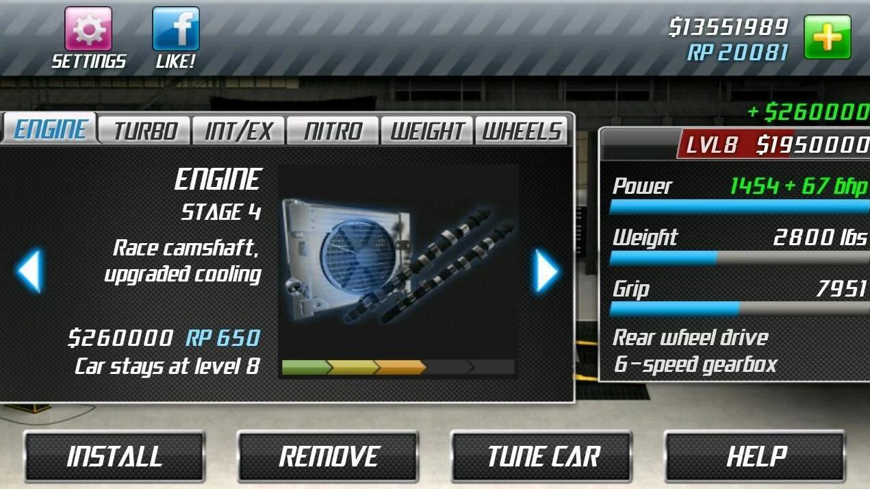 Drag Racing 1.8.2 Screenshot 5