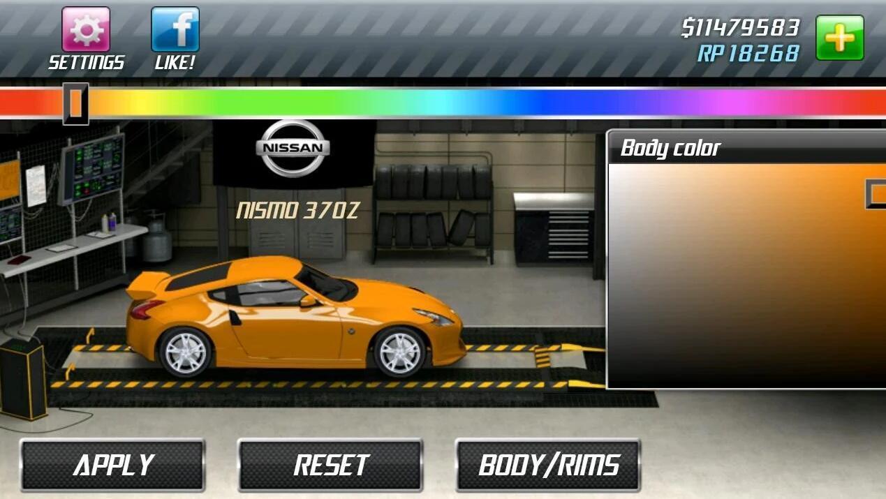 Drag Racing 1.8.2 Screenshot 7