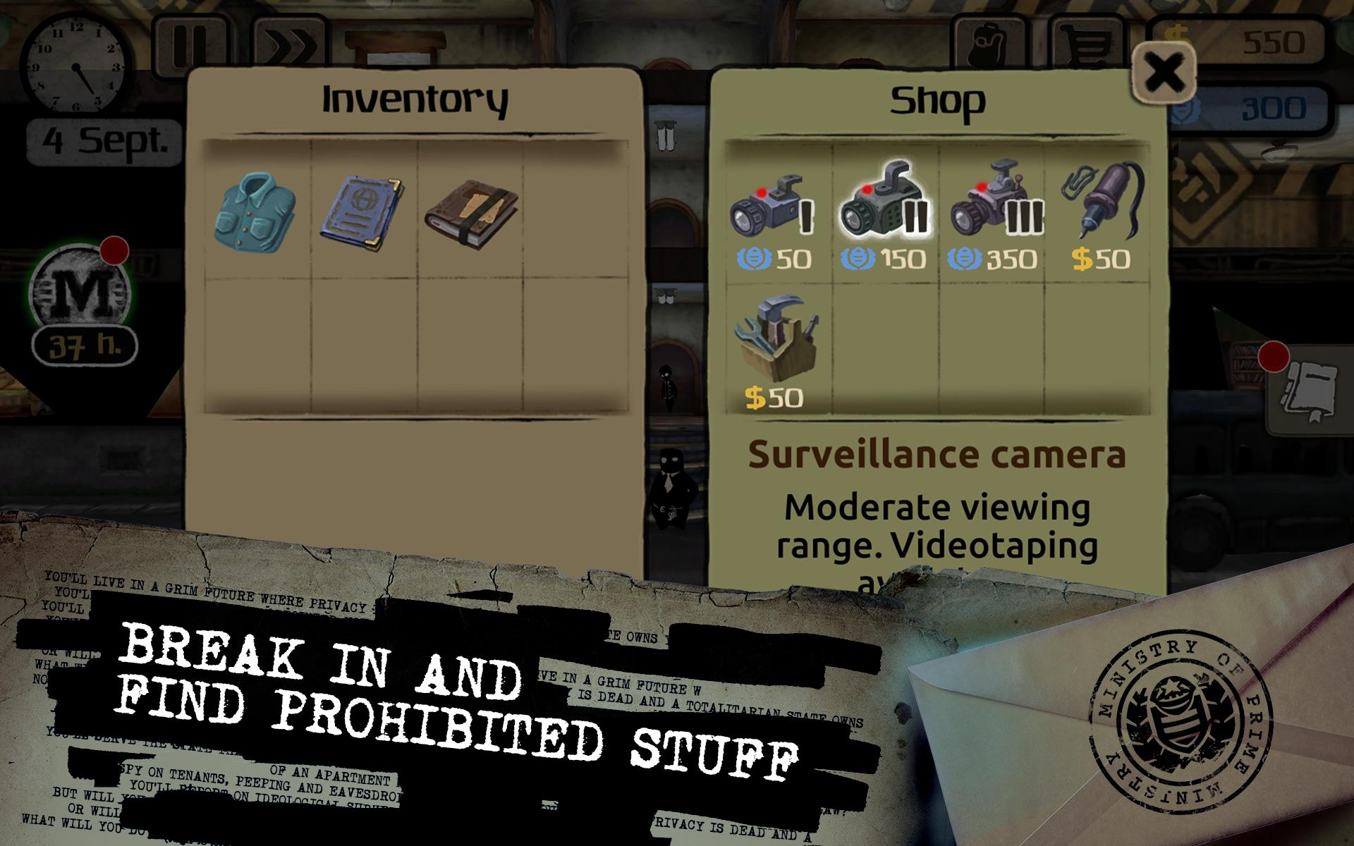 Beholder Free 2.5.0 Screenshot 11
