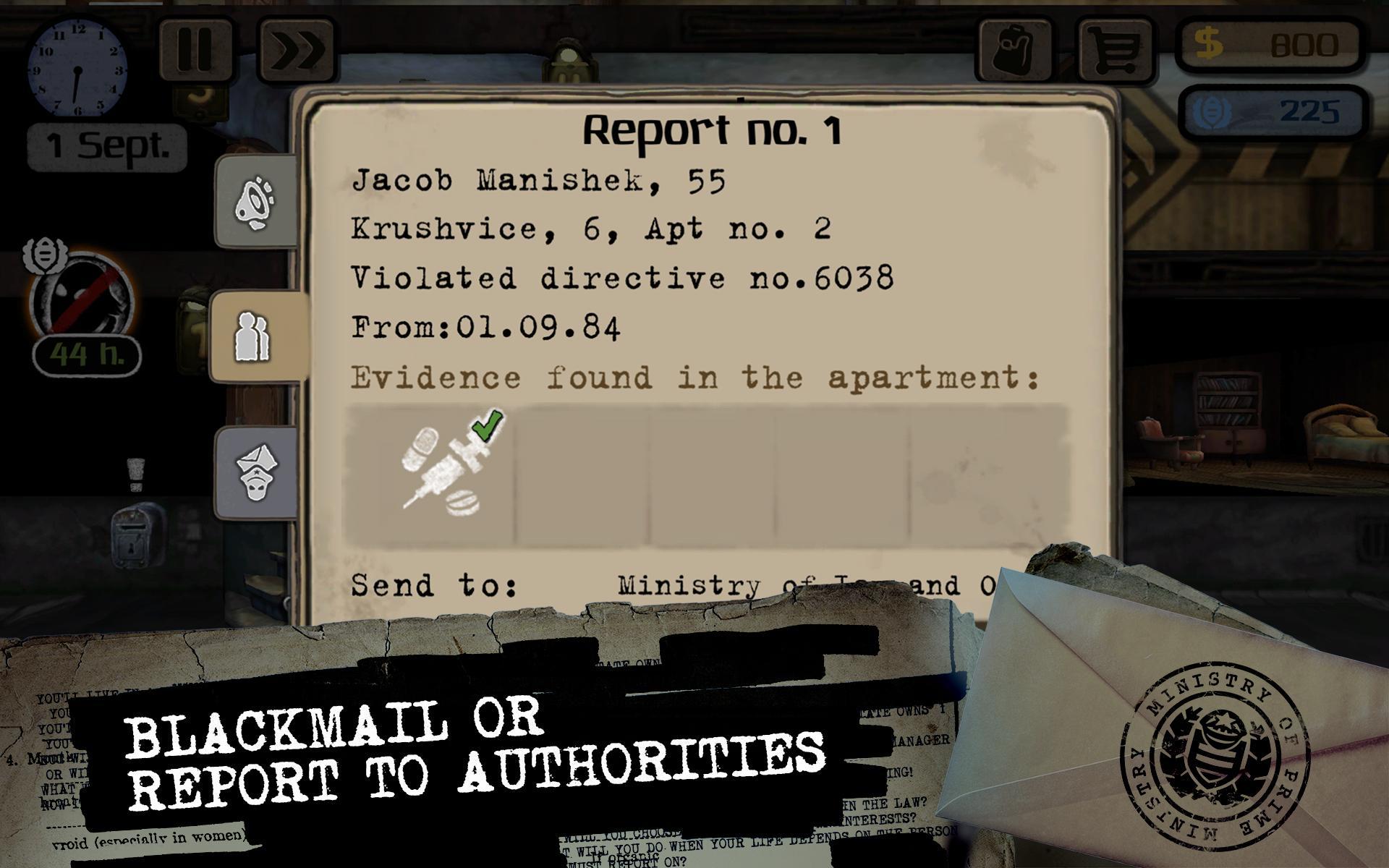 Beholder Free 2.5.0 Screenshot 16