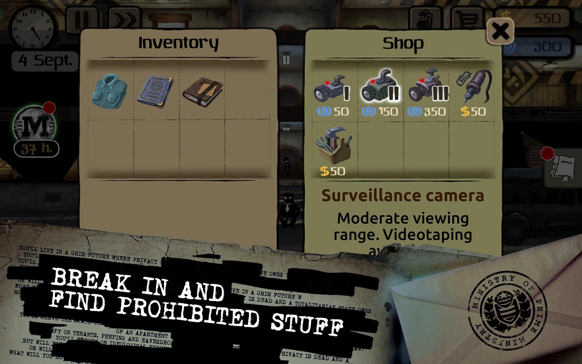 Beholder Free 2.5.0 Screenshot 4