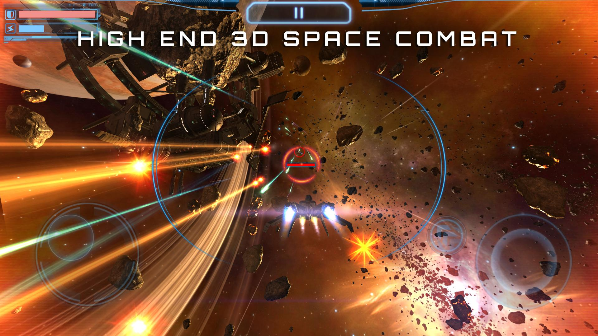 Subdivision Infinity 3D Space Shooter 1.0.7162 Screenshot 1