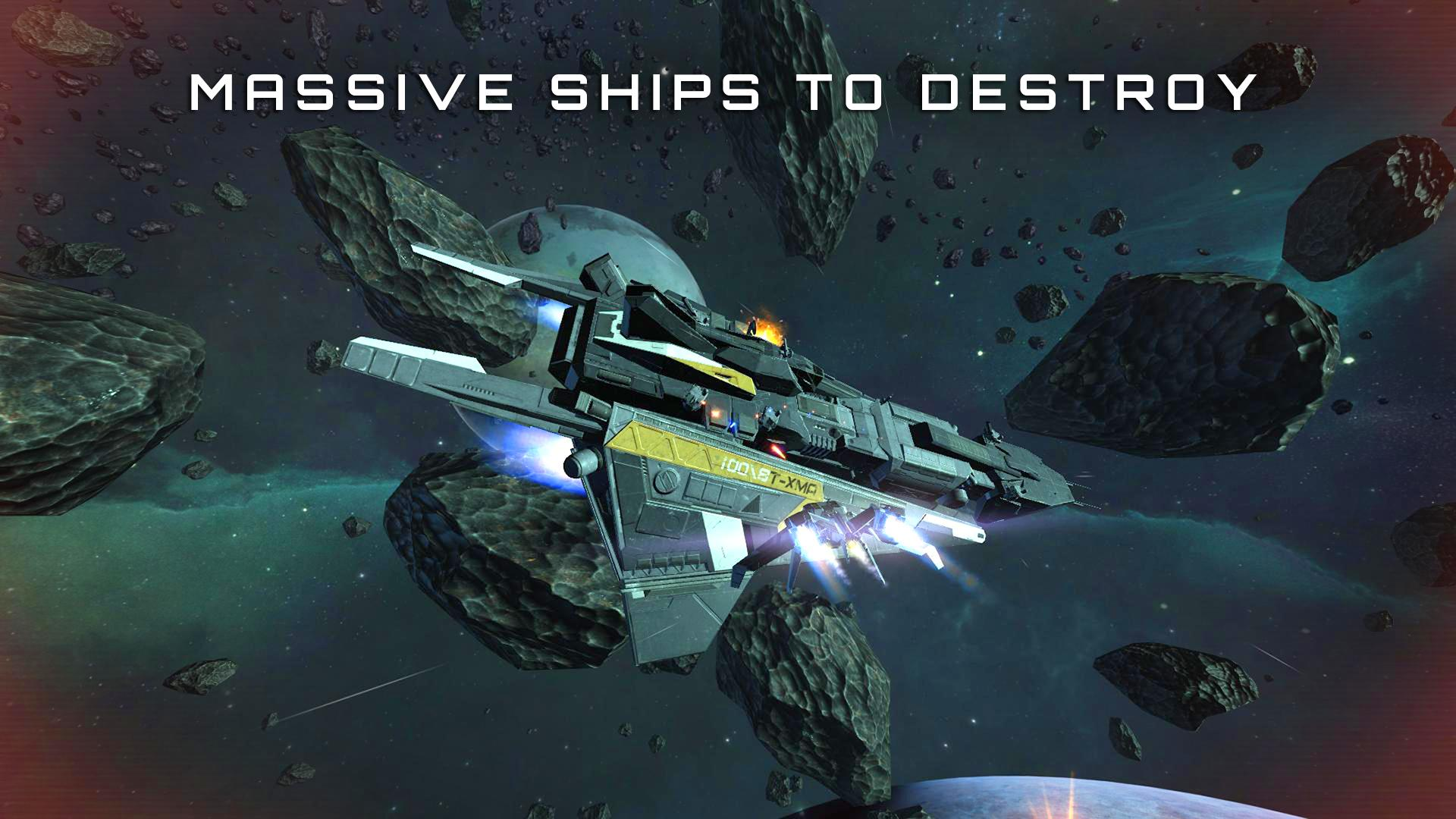 Subdivision Infinity 3D Space Shooter 1.0.7162 Screenshot 10