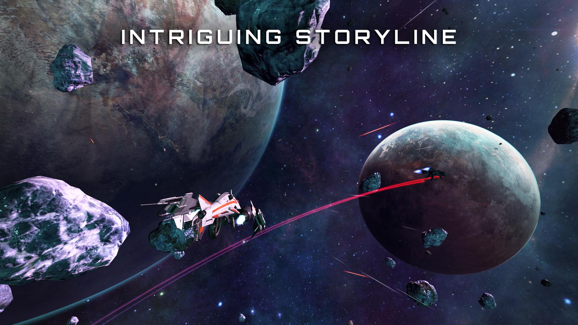 Subdivision Infinity 3D Space Shooter 1.0.7162 Screenshot 17