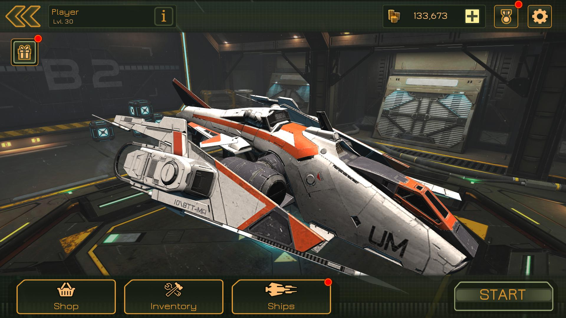 Subdivision Infinity 3D Space Shooter 1.0.7162 Screenshot 18