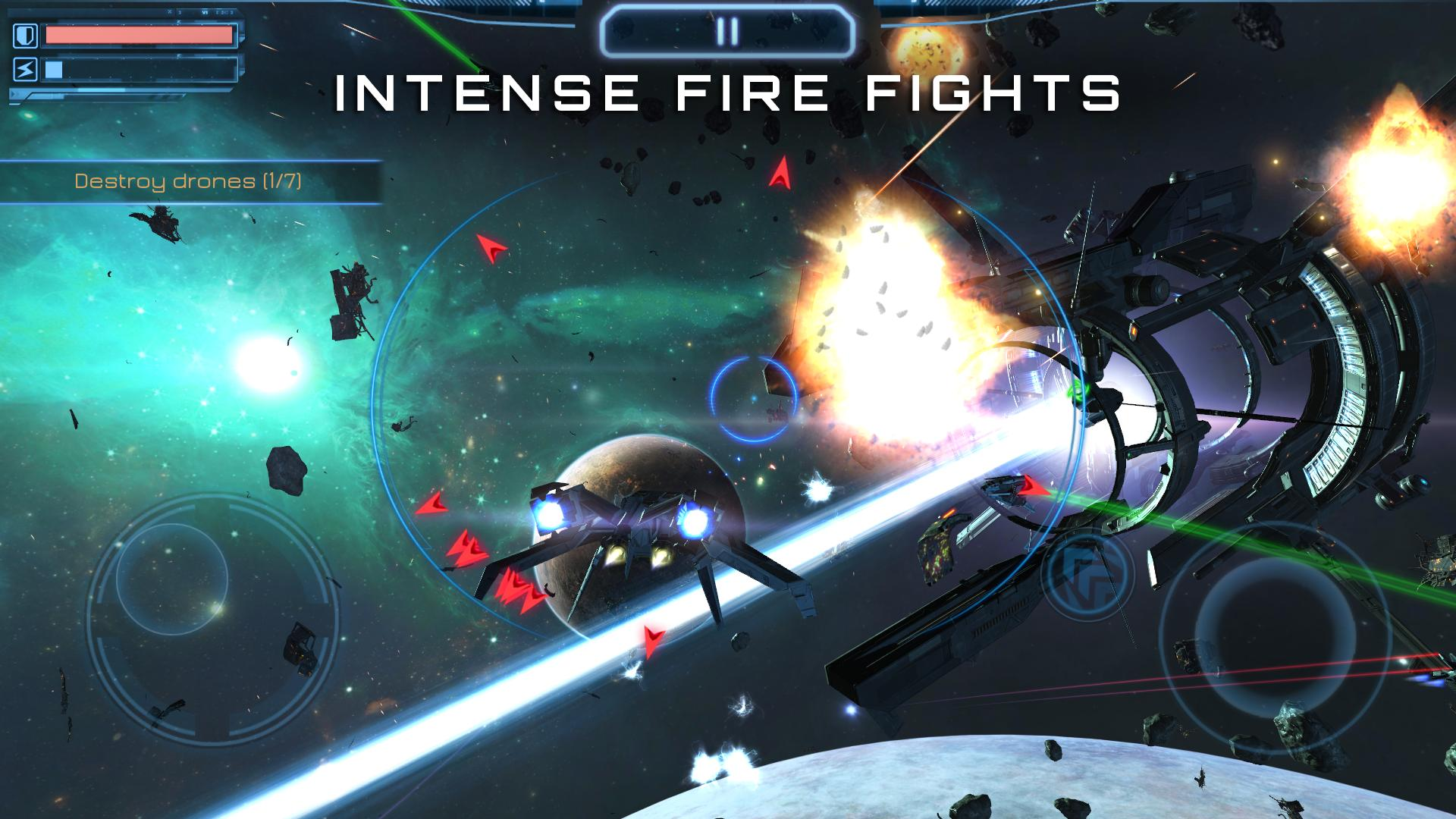 Subdivision Infinity 3D Space Shooter 1.0.7162 Screenshot 2