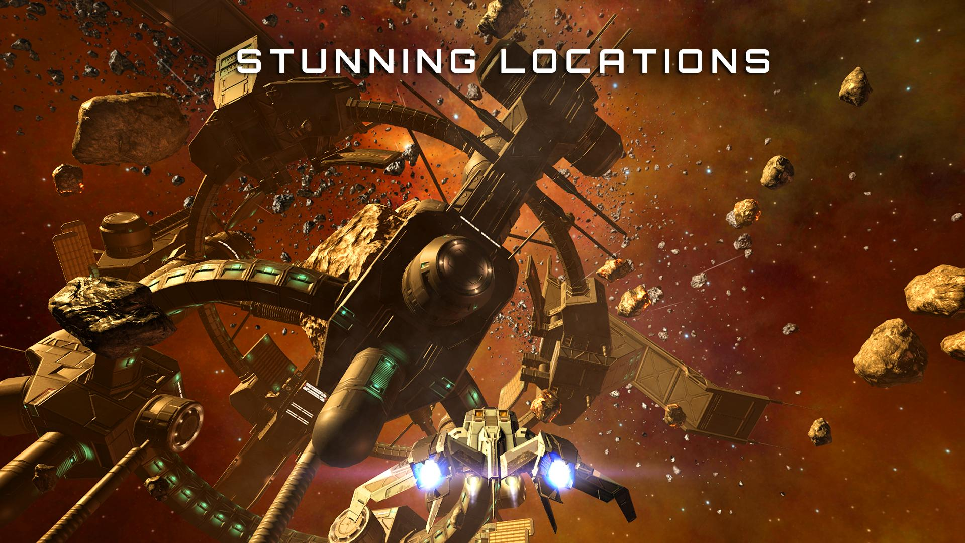 Subdivision Infinity 3D Space Shooter 1.0.7162 Screenshot 9