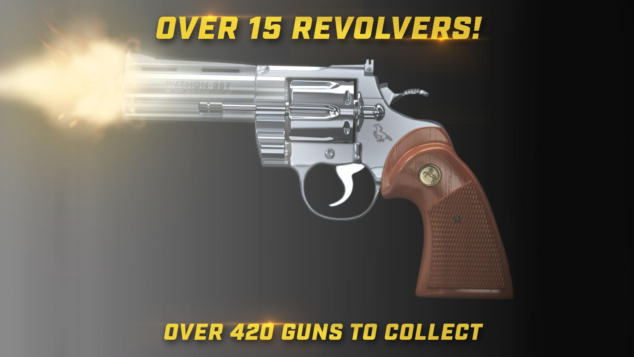 iGun Pro The Original Gun App 5.26 Screenshot 1