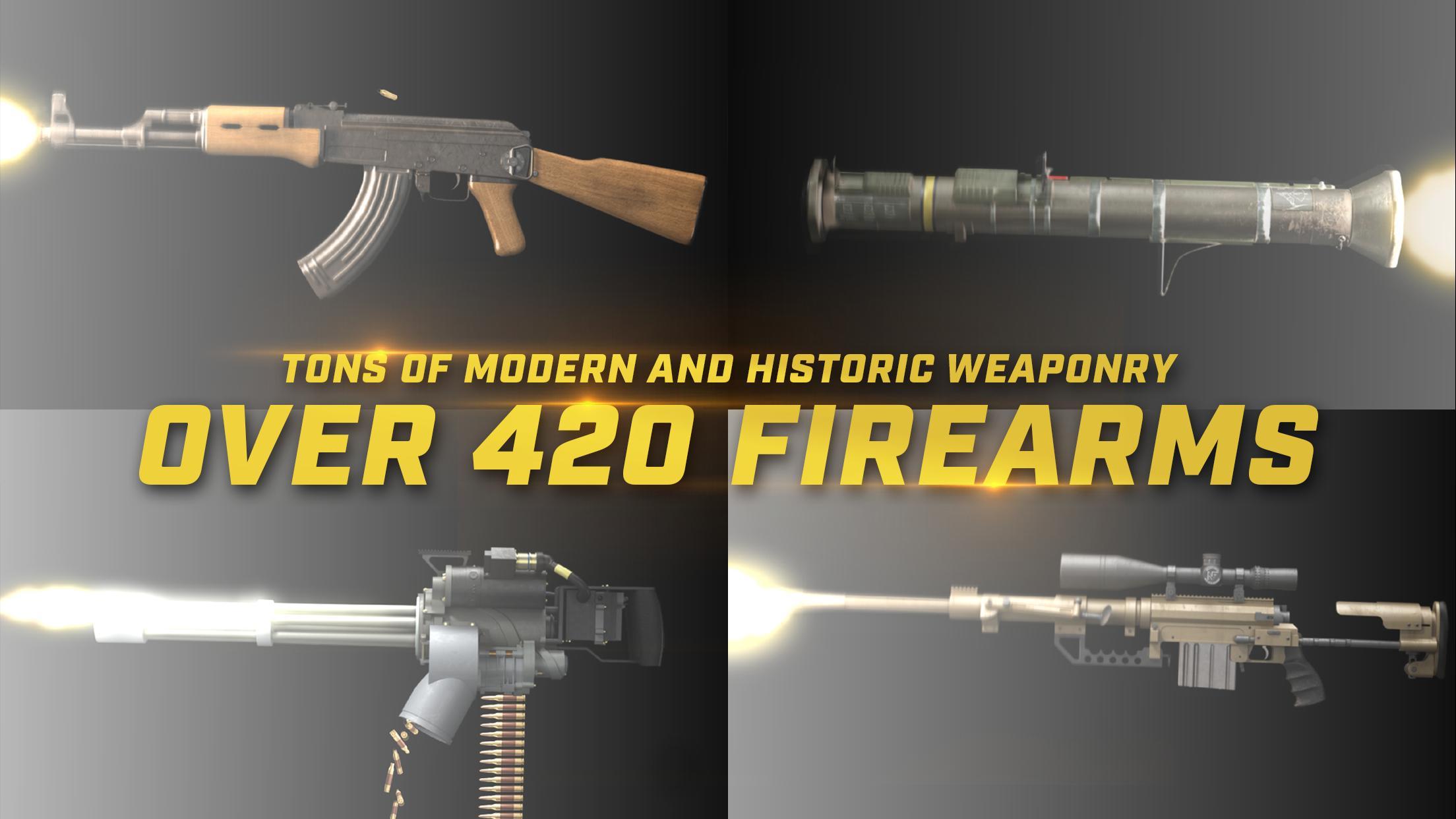 iGun Pro The Original Gun App 5.26 Screenshot 2