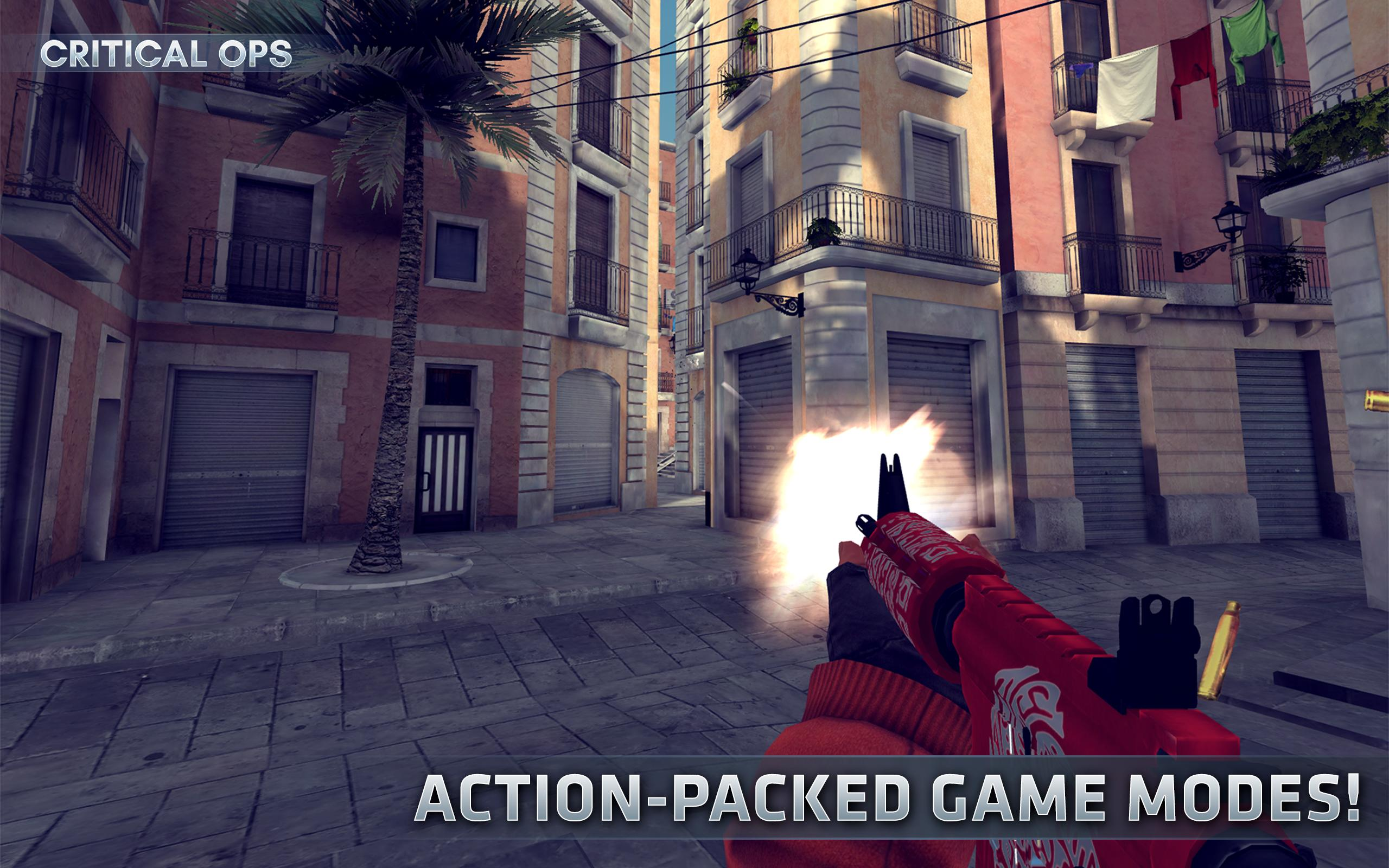 Critical Ops Multiplayer FPS 1.21.0.f1253 Screenshot 11