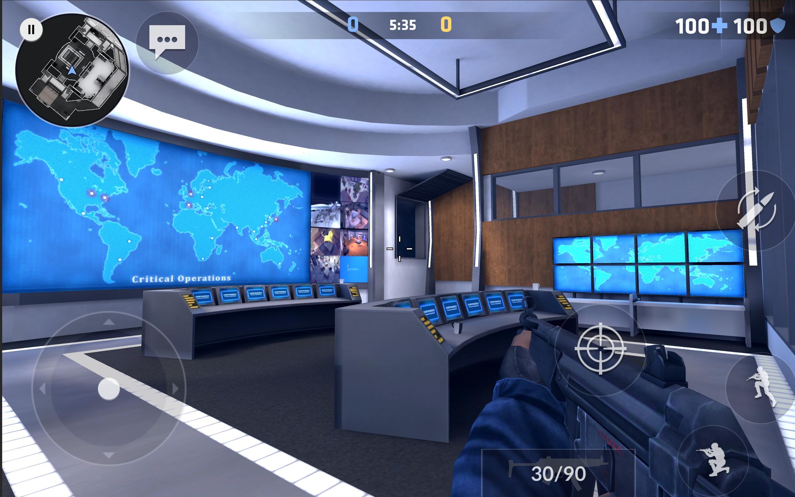 Critical Ops Multiplayer FPS 1.21.0.f1253 Screenshot 13