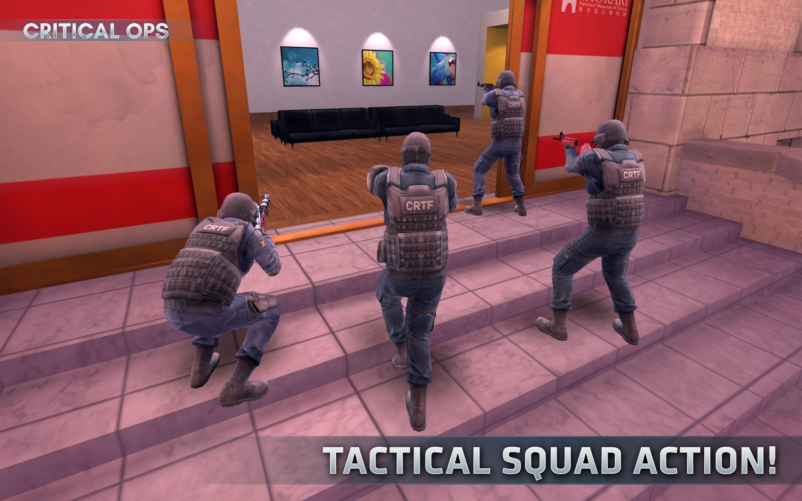 Critical Ops Multiplayer FPS 1.21.0.f1253 Screenshot 15
