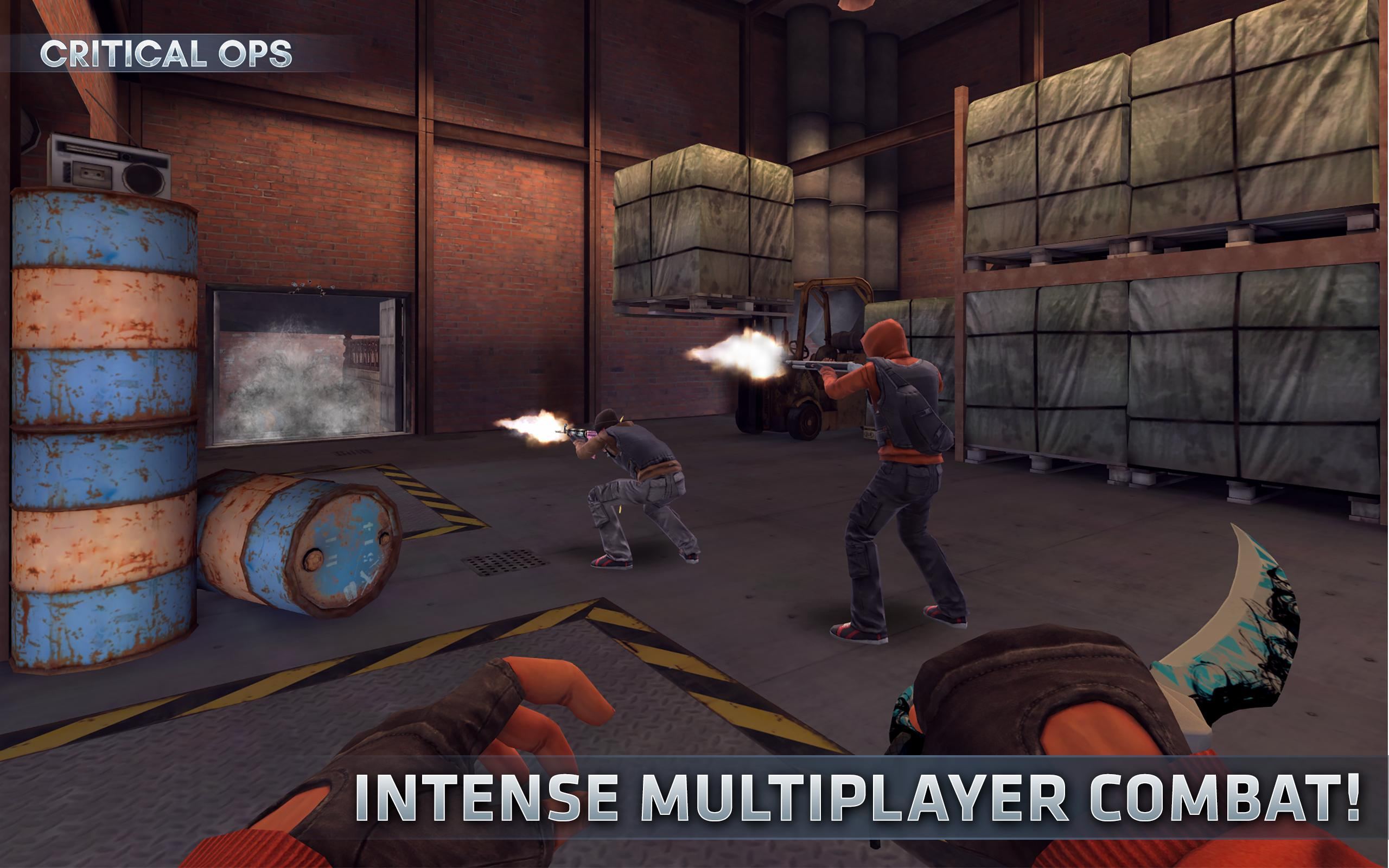 Critical Ops Multiplayer FPS 1.21.0.f1253 Screenshot 16