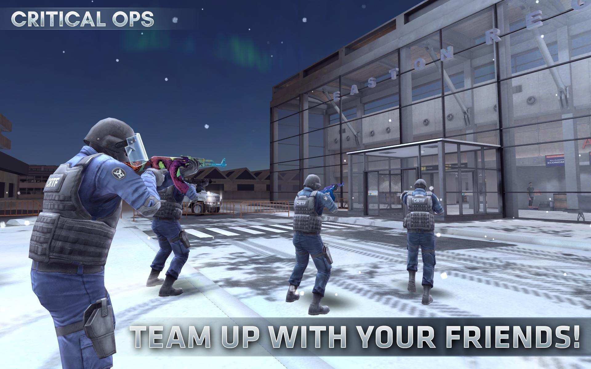 Critical Ops Multiplayer FPS 1.21.0.f1253 Screenshot 17