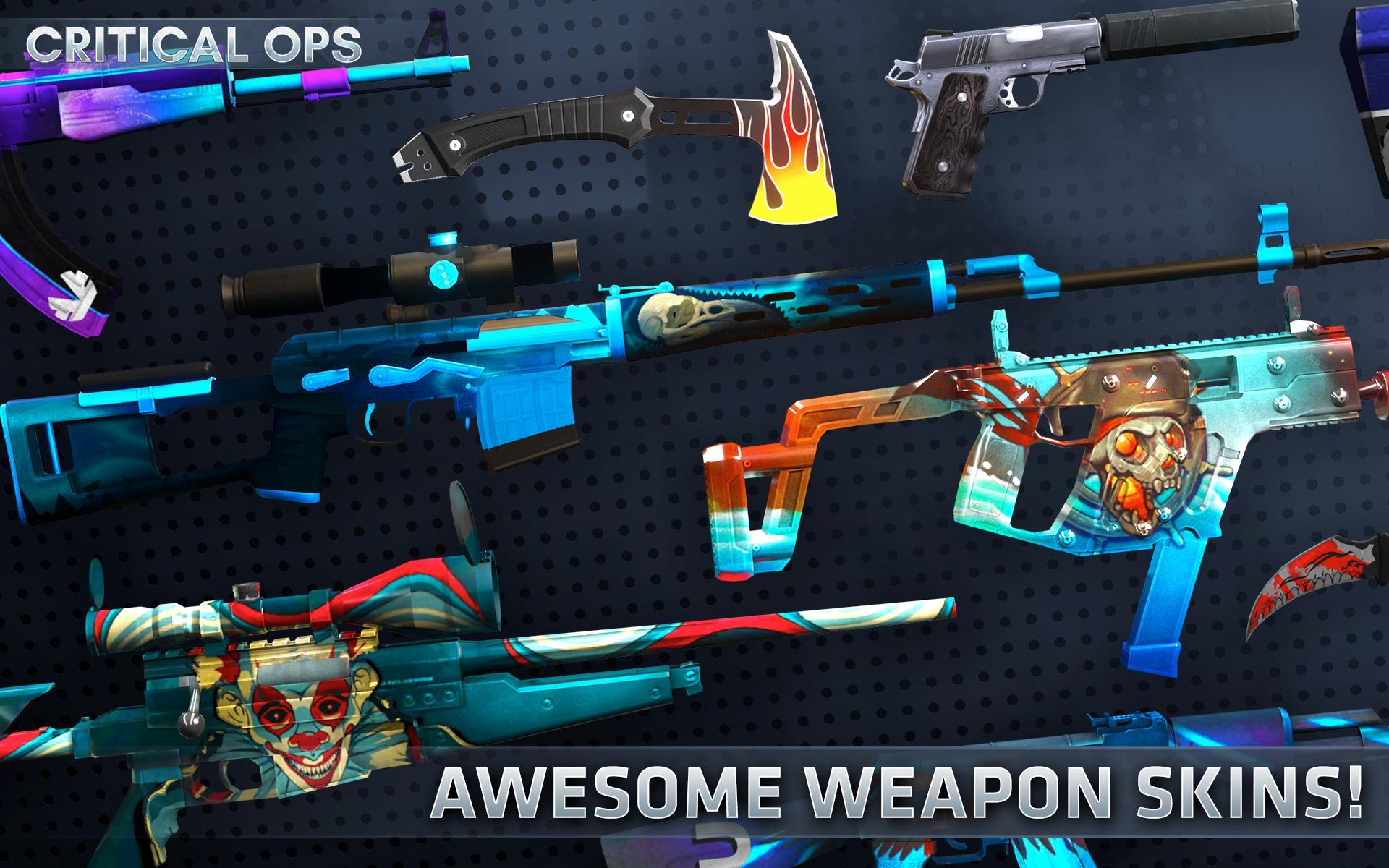 Critical Ops Multiplayer FPS 1.21.0.f1253 Screenshot 18
