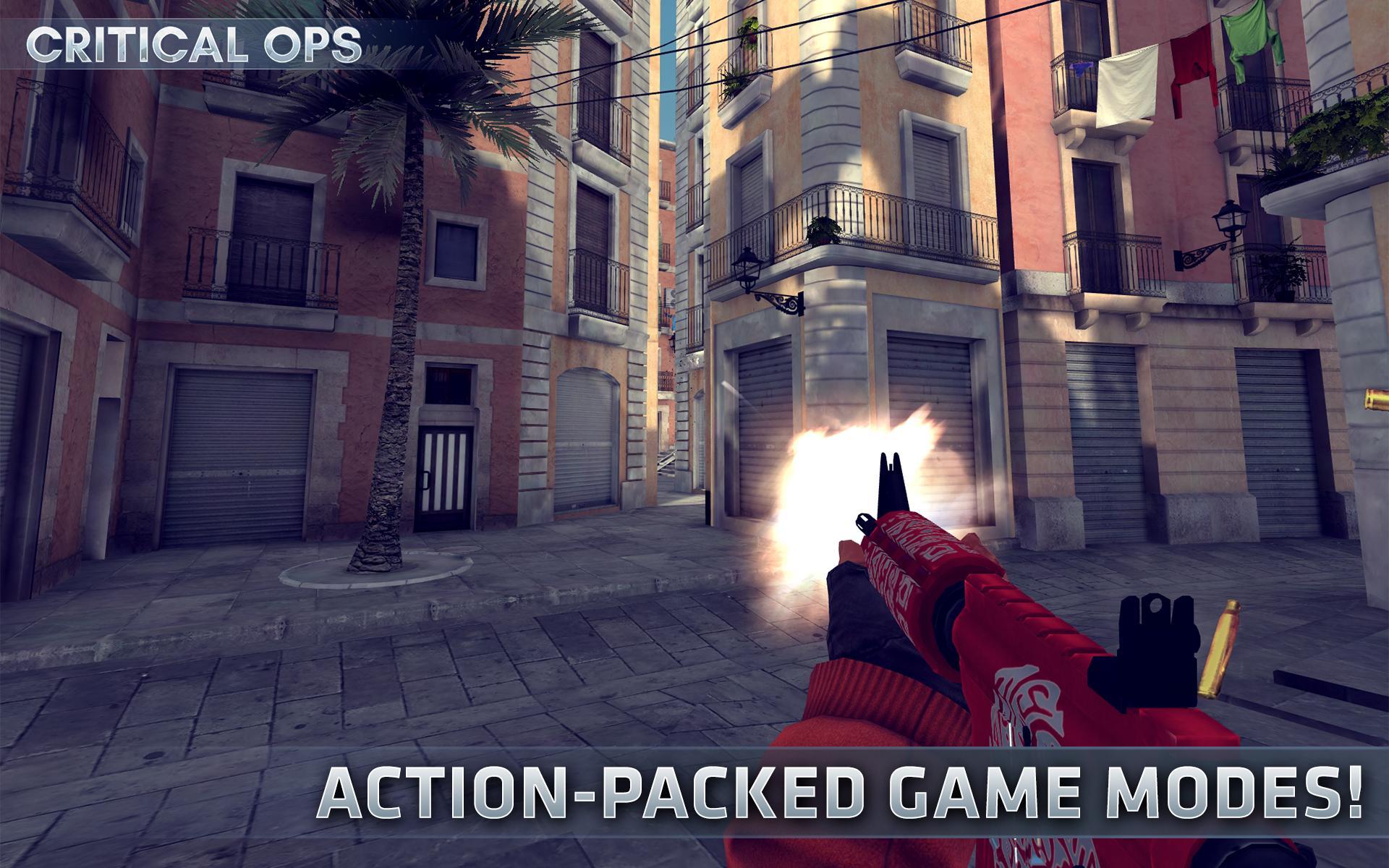 Critical Ops Multiplayer FPS 1.21.0.f1253 Screenshot 19