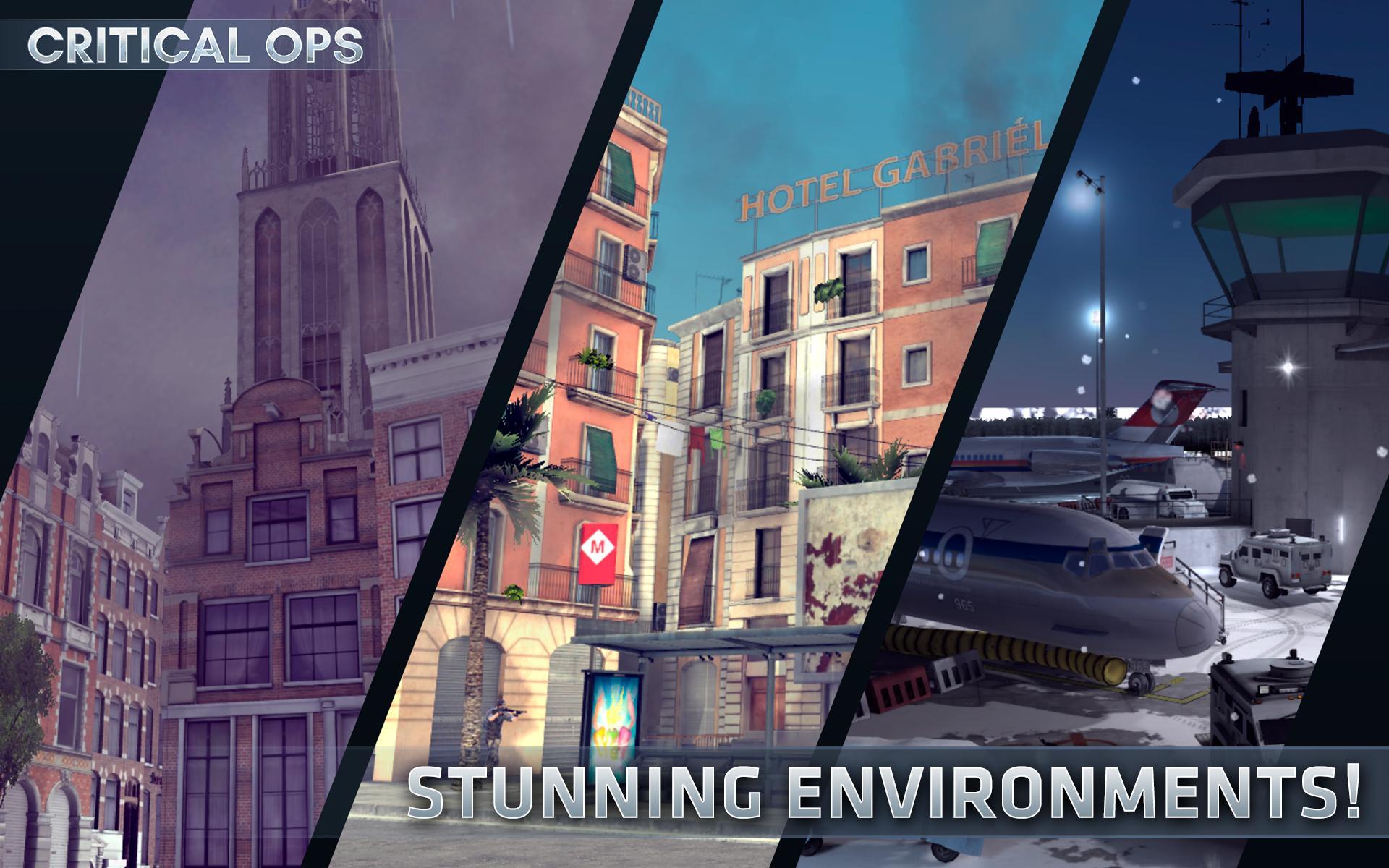 Critical Ops Multiplayer FPS 1.21.0.f1253 Screenshot 20