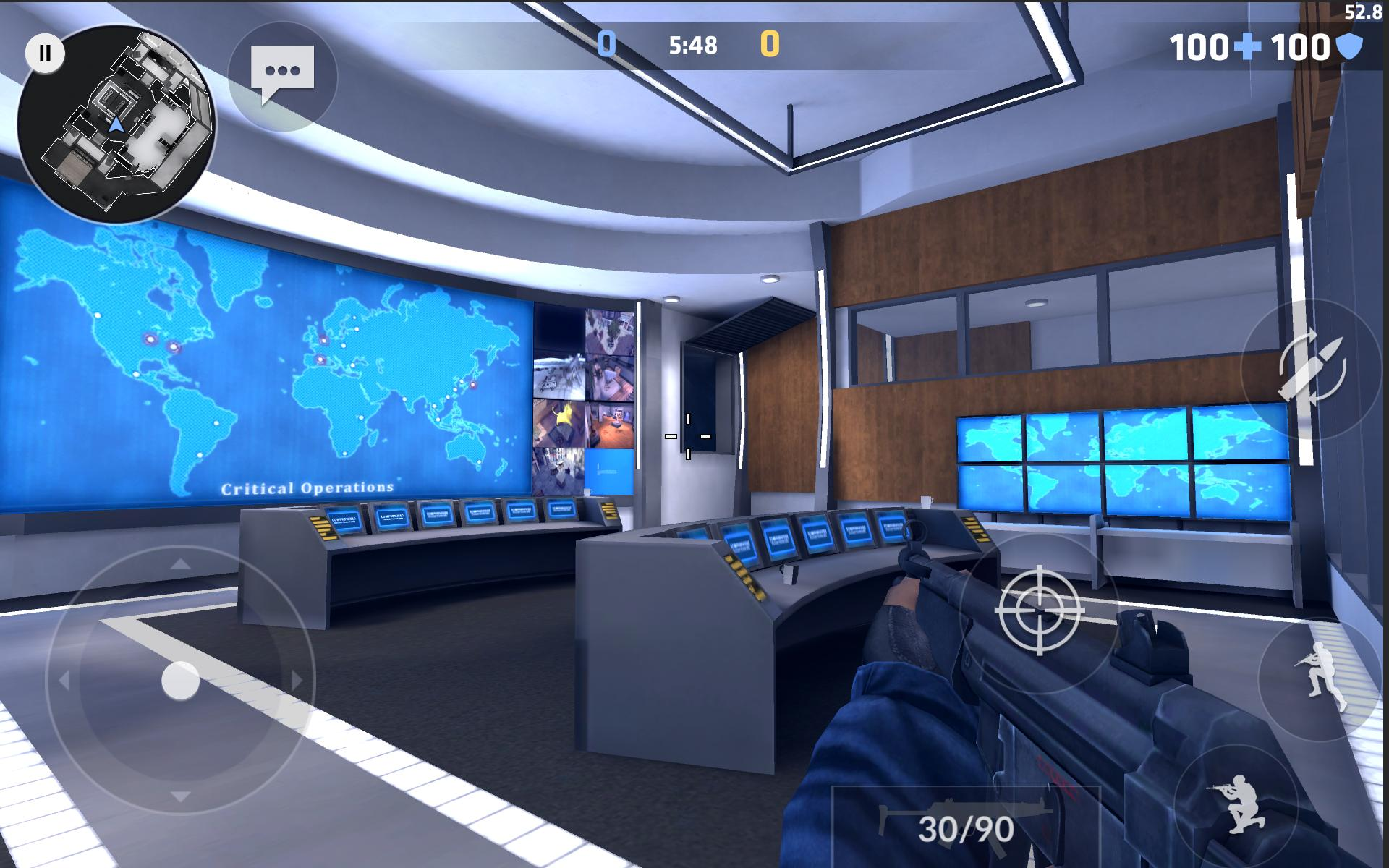 Critical Ops Multiplayer FPS 1.21.0.f1253 Screenshot 21