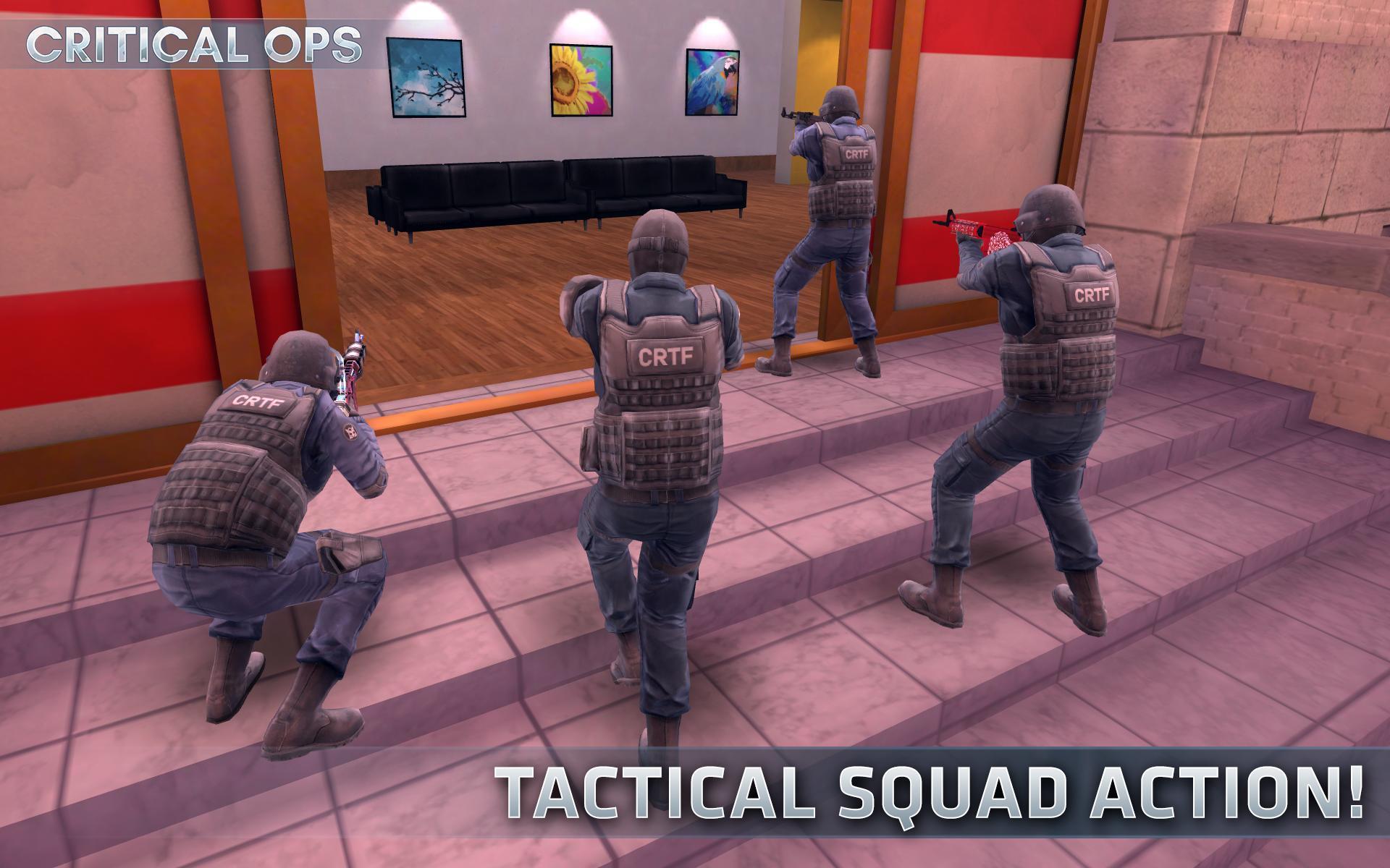 Critical Ops Multiplayer FPS 1.21.0.f1253 Screenshot 23