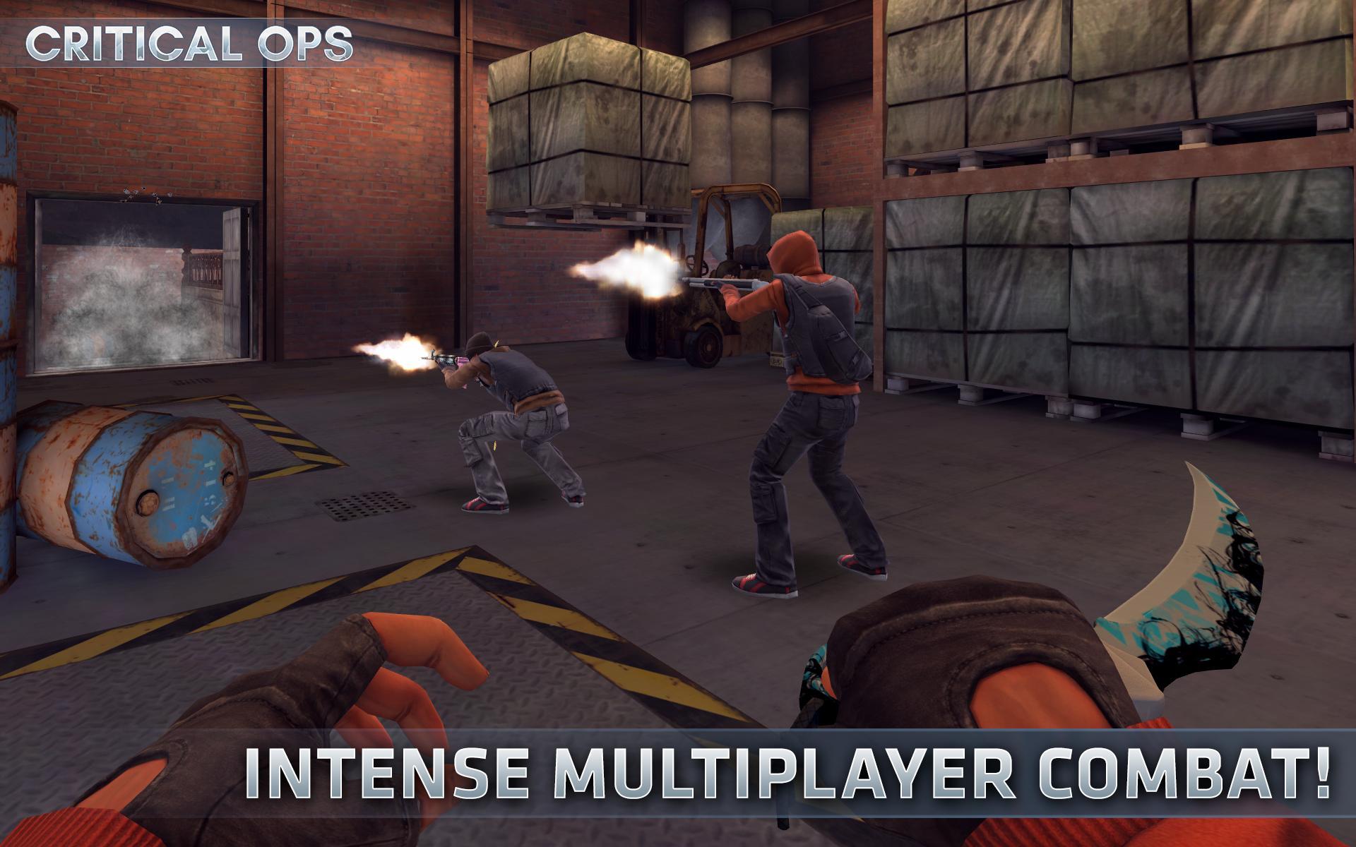 Critical Ops Multiplayer FPS 1.21.0.f1253 Screenshot 24