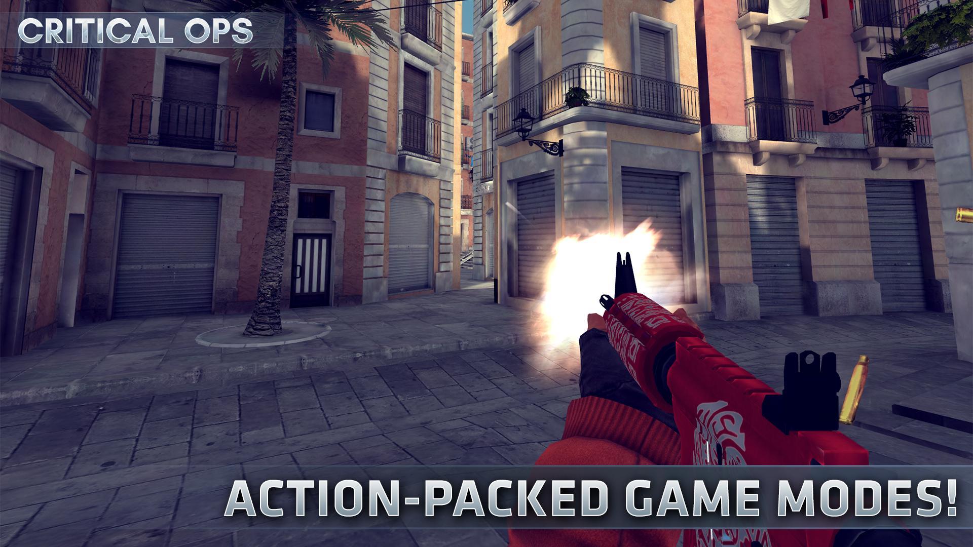 Critical Ops Multiplayer FPS 1.21.0.f1253 Screenshot 3