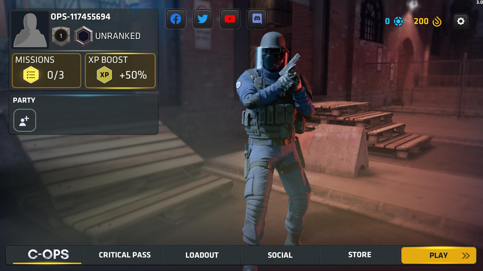 Critical Ops Multiplayer FPS 1.21.0.f1253 Screenshot 6