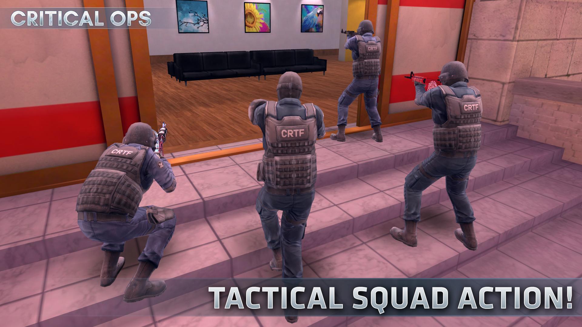 Critical Ops Multiplayer FPS 1.21.0.f1253 Screenshot 7