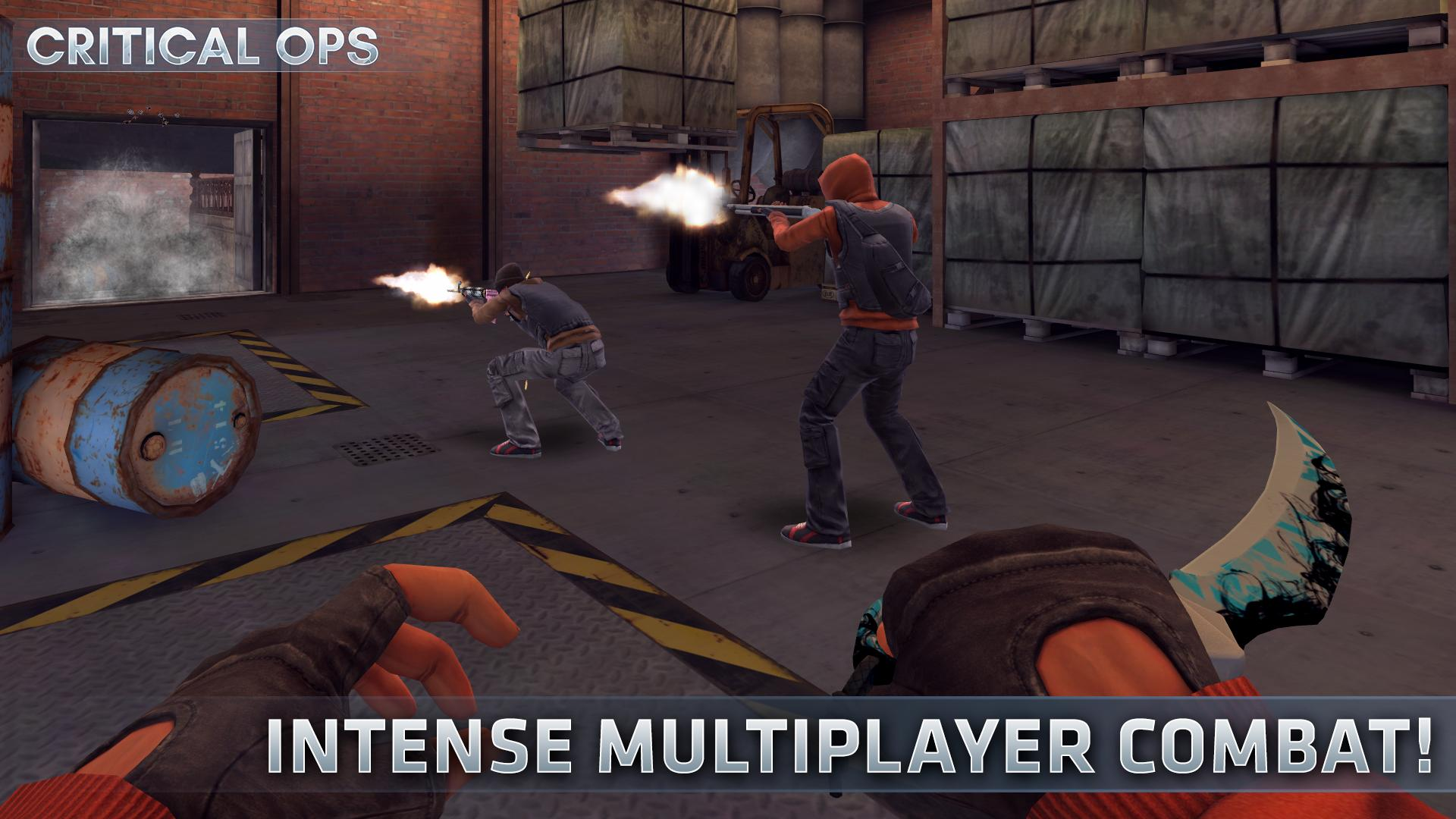 Critical Ops Multiplayer FPS 1.21.0.f1253 Screenshot 8