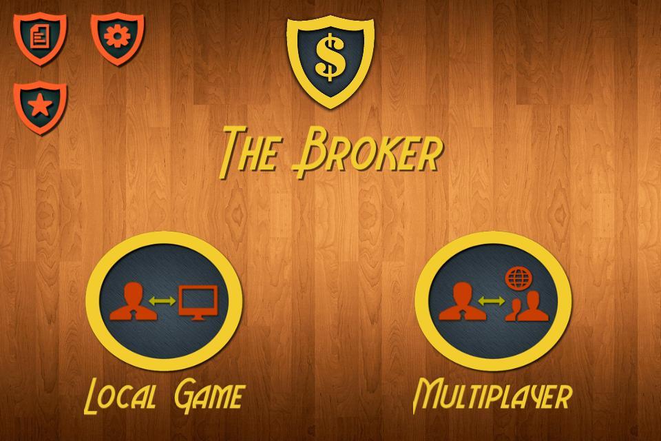 The Broker Stocks Market Game 1.4.3 Screenshot 1