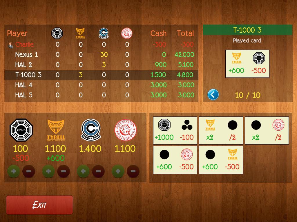 The Broker Stocks Market Game 1.4.3 Screenshot 7