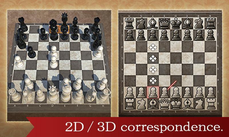 Classic chess 1.4.1 Screenshot 3