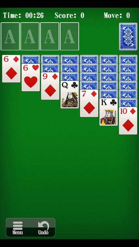Solitaire 1.6.15 Screenshot 1