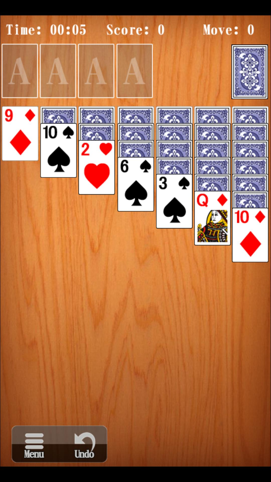 Solitaire 1.6.15 Screenshot 10