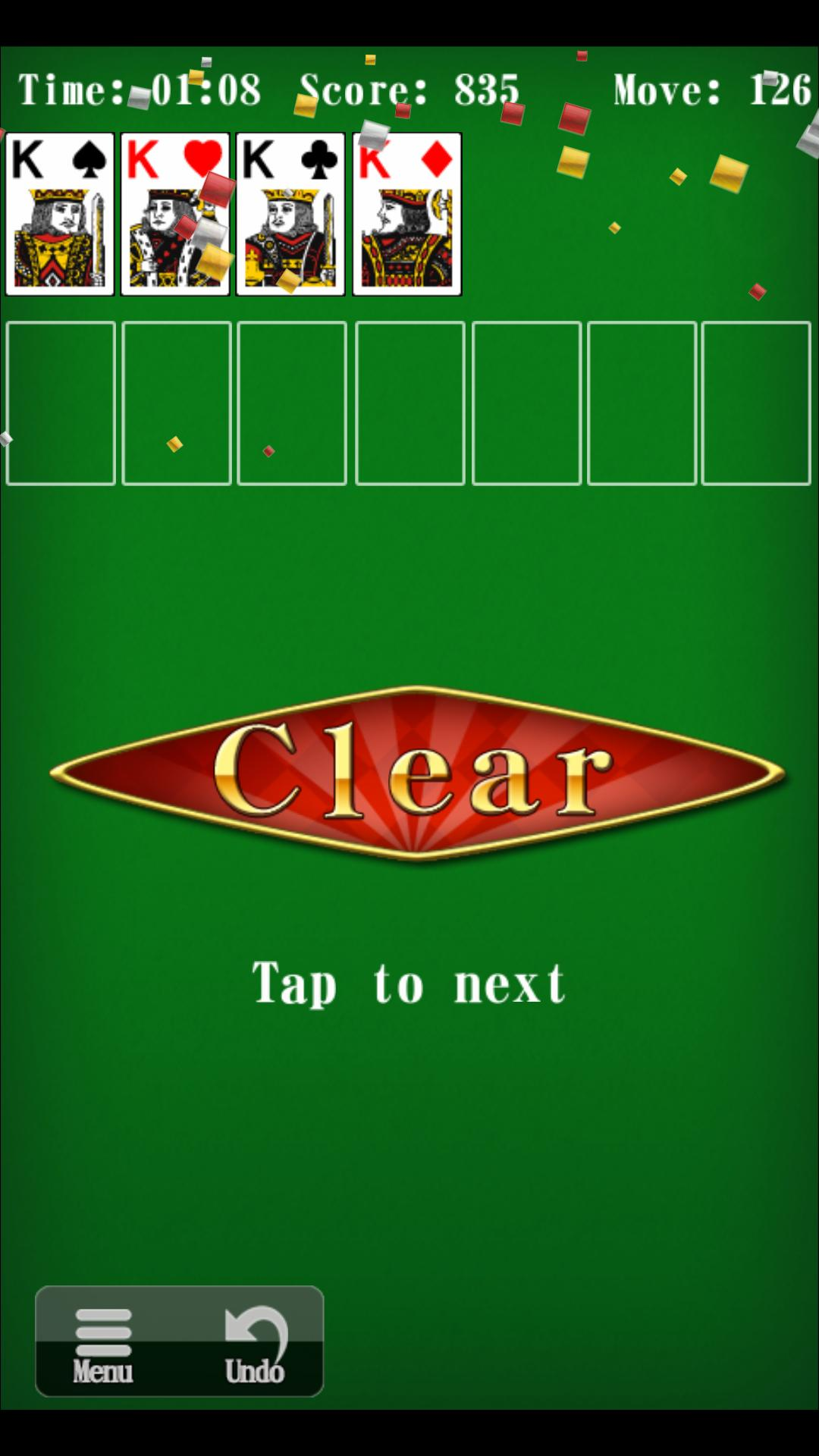 Solitaire 1.6.15 Screenshot 8