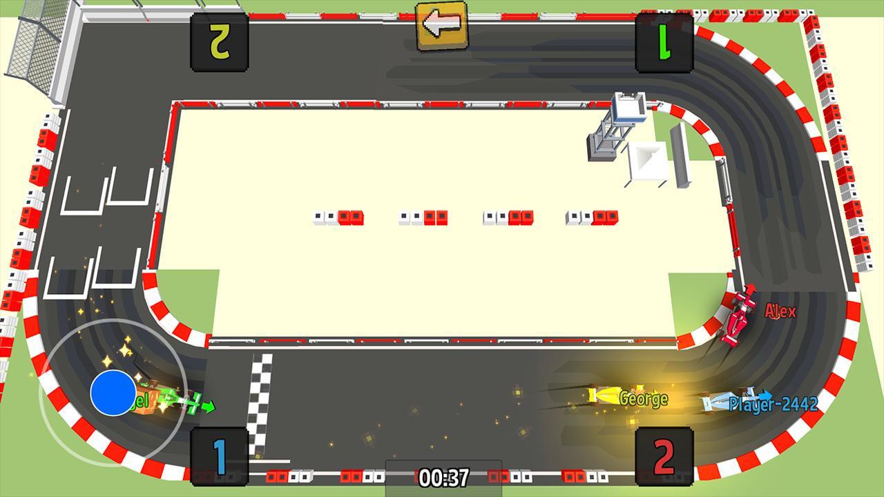 Cubic 2 3 4 Player Games 1.9.9.9 Screenshot 15