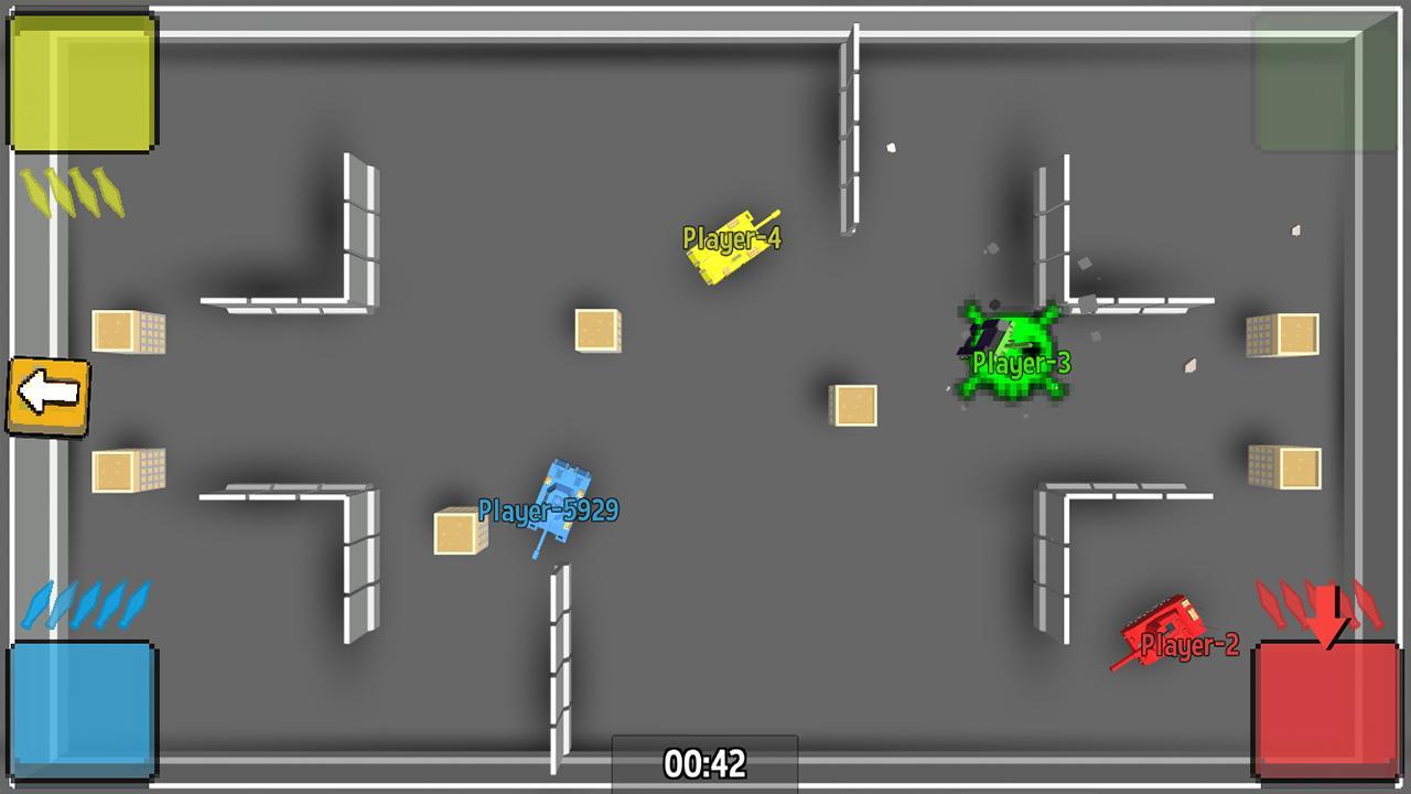 Cubic 2 3 4 Player Games 1.9.9.9 Screenshot 16
