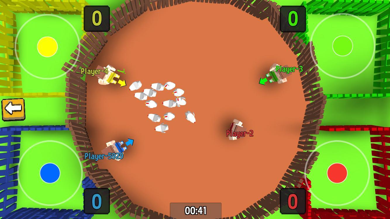 Cubic 2 3 4 Player Games 1.9.9.9 Screenshot 2
